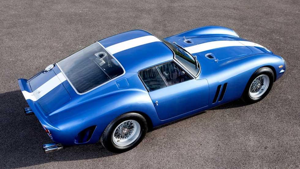 Así es el Ferrari más caro jamás vendido