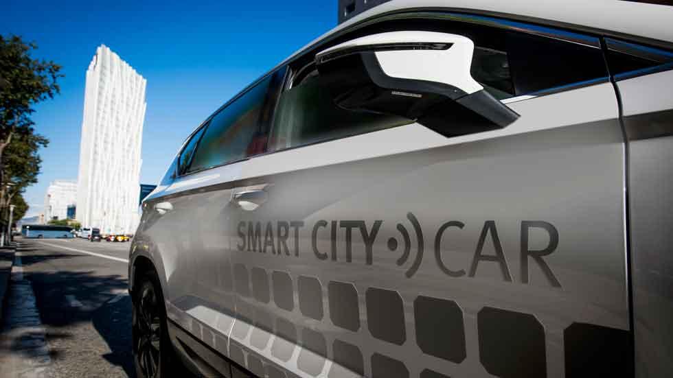Seat Ateca Smart City Car: el SUV 'más listo' en ciudad