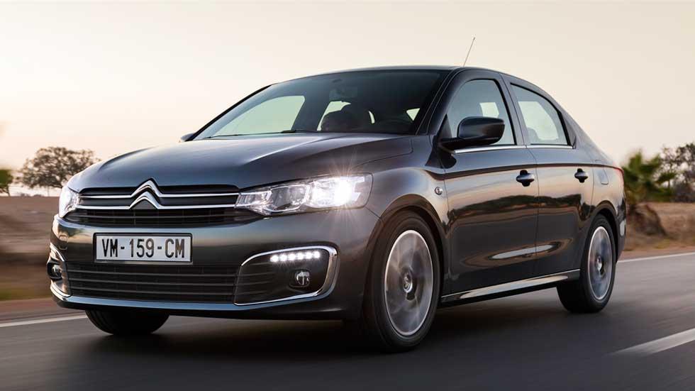 Citroën C-Elysée 2017: diseño renovado para el sedán francés (vídeo)