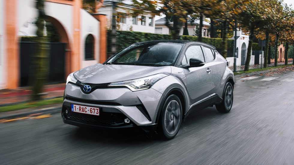 Toyota C-HR: prueba y precios para España