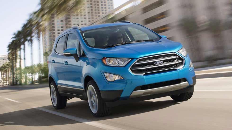 Ford EcoSport 2018, a la conquista de América