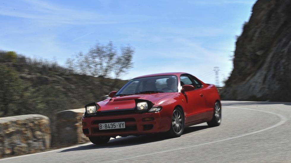 Coches para el recuerdo: Toyota Celica 2.0 Turbo 4WD Carlos Sainz
