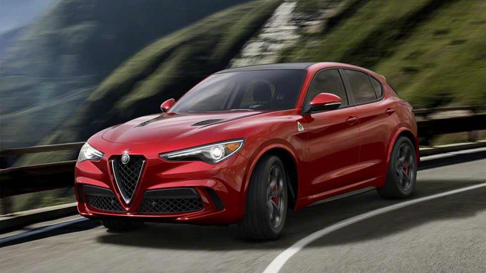 Alfa Romeo Stelvio Quadrifoglio: llega el nuevo SUV de Alfa