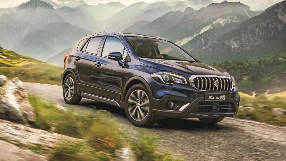 Conoce los SUV de Suzuki: Jimny, Vitara y S-Cross