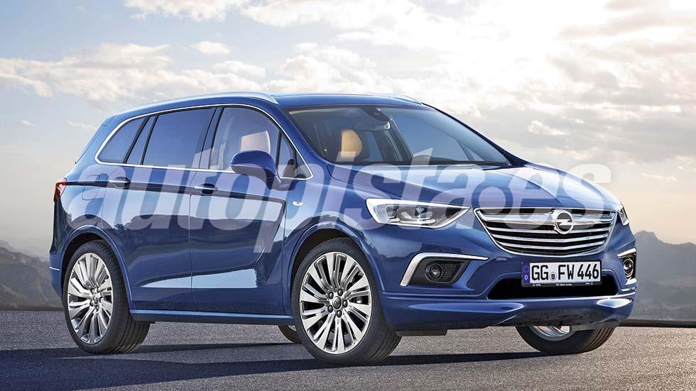 Opel Grandland X: así será el nuevo SUV compacto de Opel