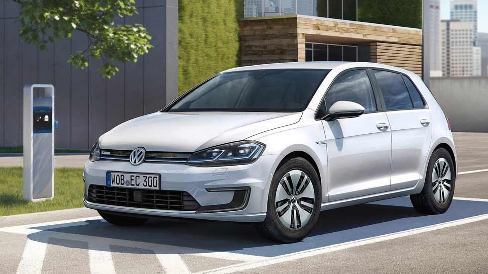 Volkswagen e-Golf 2017: el Golf eléctrico se acerca a los 300 km de autonomía