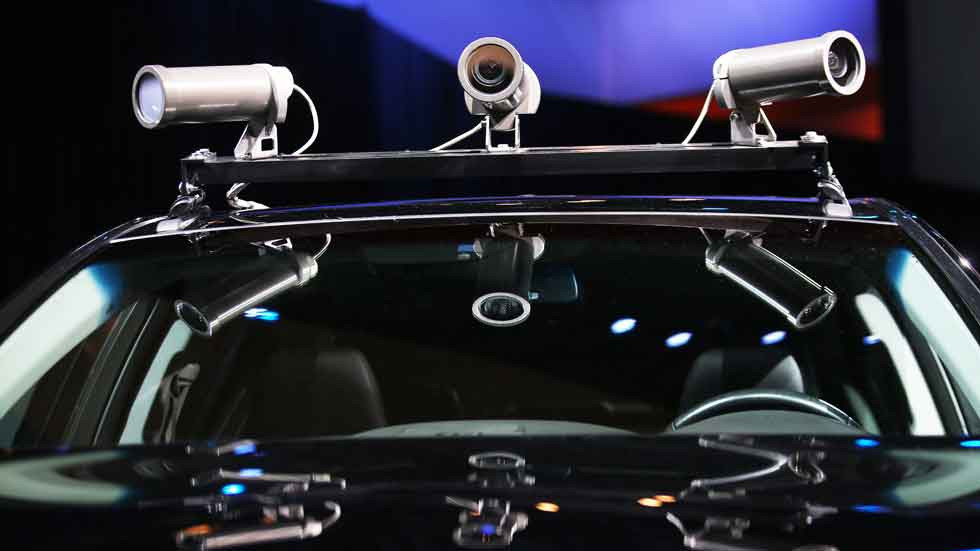 233 millones de euros de Intel para el coche autónomo
