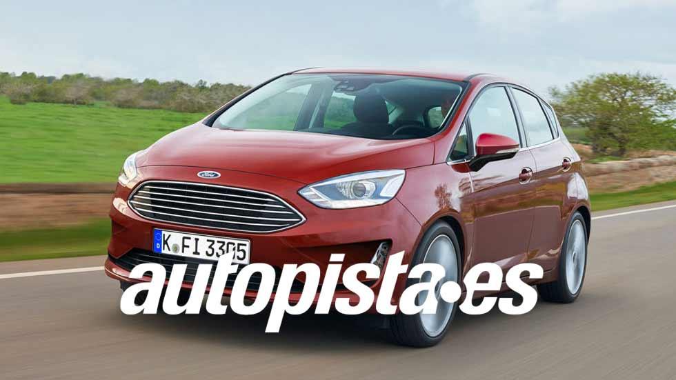 El nuevo Ford Fiesta 2017, casi a punto