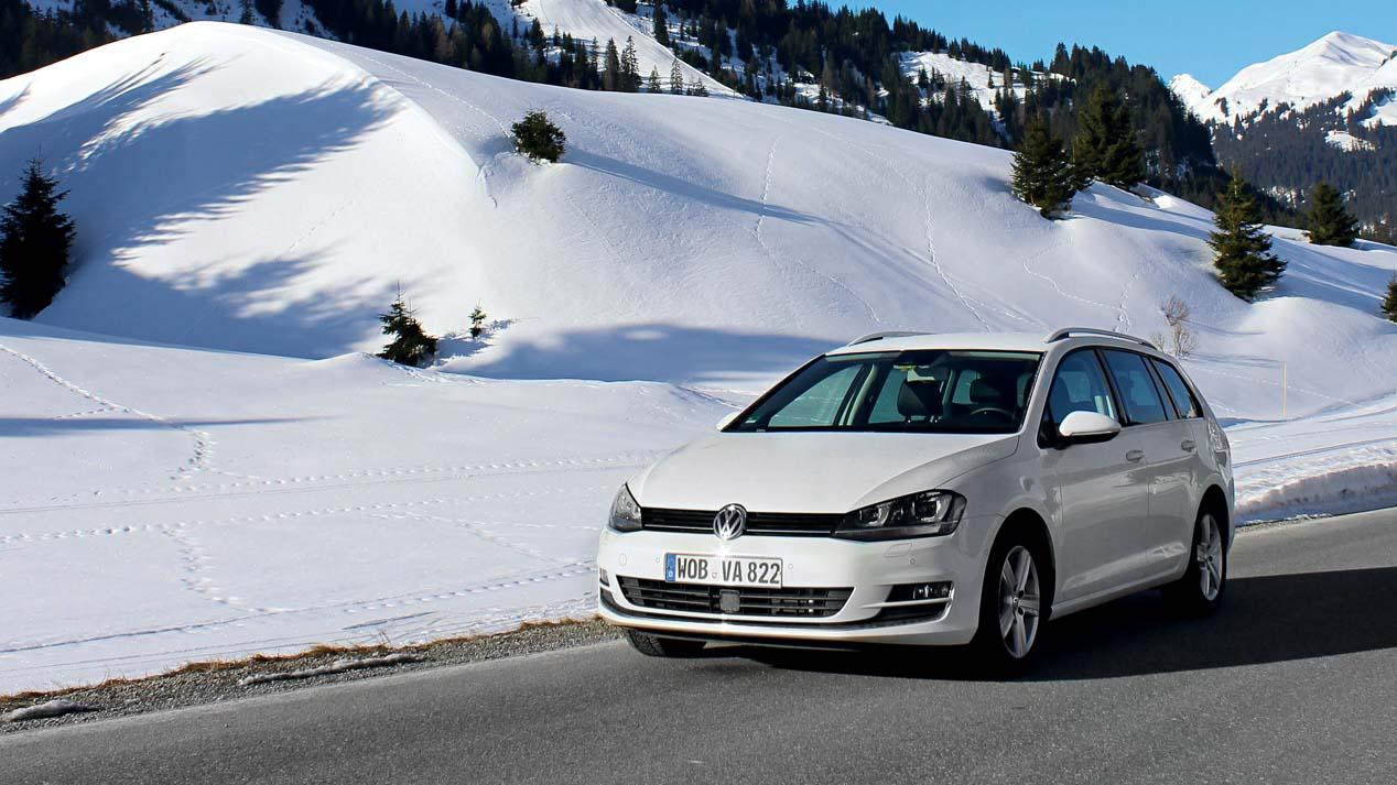 VW Golf Variant 2.0 TDI 150 CV DSG: prueba de 100.000 km