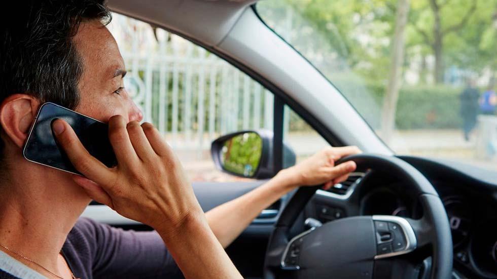 Los muertos en accidentes se disparan por el uso del móvil