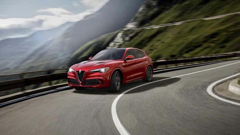 El SUV Alfa Romeo Stelvio, explicado en vídeo