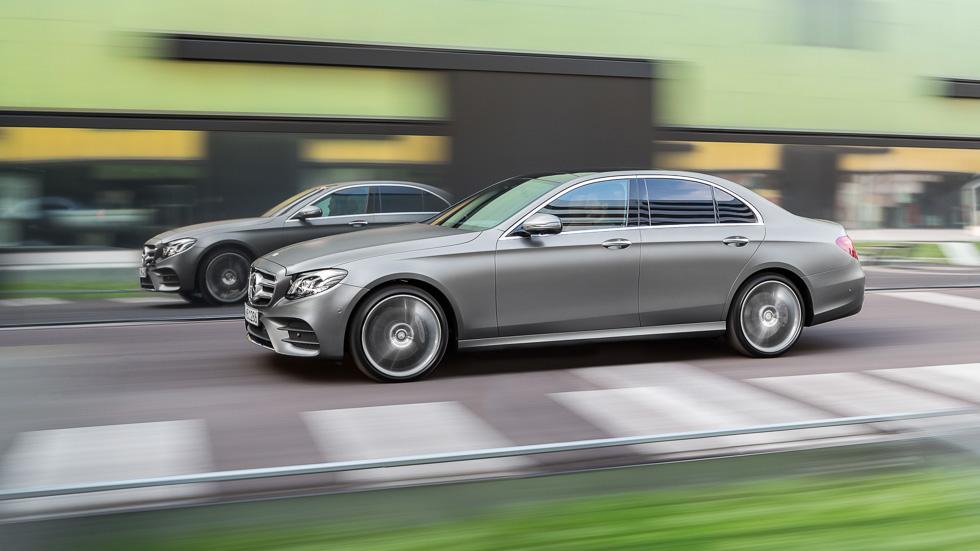 Mercedes Clase E 2017: precios y nuevos motores