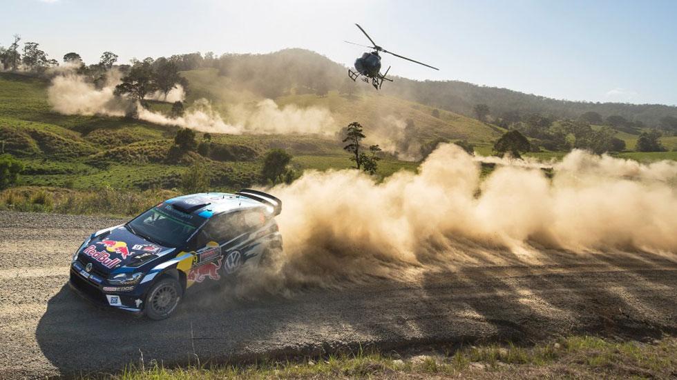Mundial de Rallyes 2016: Volkswagen se va con un doblete en Australia