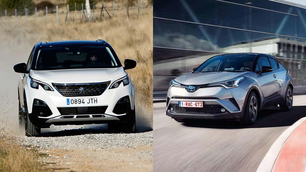 Revista Autopista 2984: a prueba los SUV de moda, Peugeot 3008 y Toyota C-HR