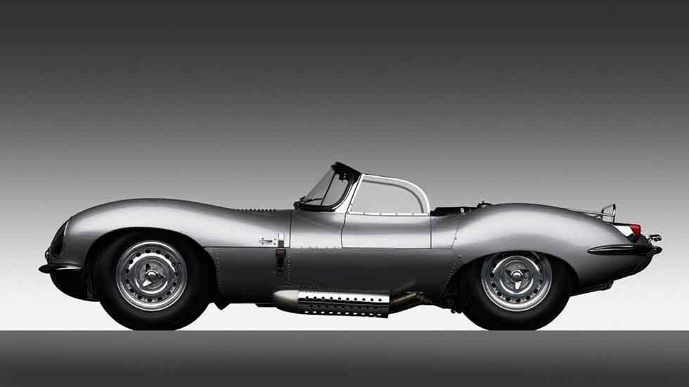 La colección de coches de Ralph Lauren, una de las más valoradas