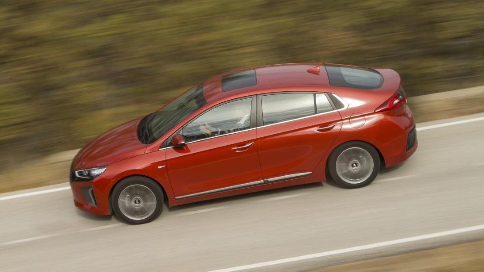 Hyundai Ioniq Híbrido: opiniones y consumo real