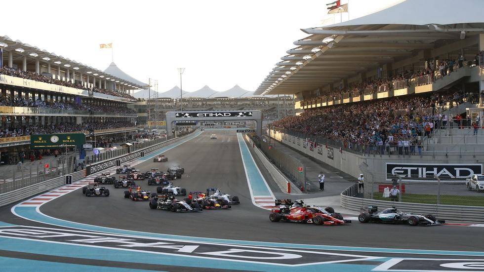Gran Premio de Abu Dabi de F1: las estadísticas