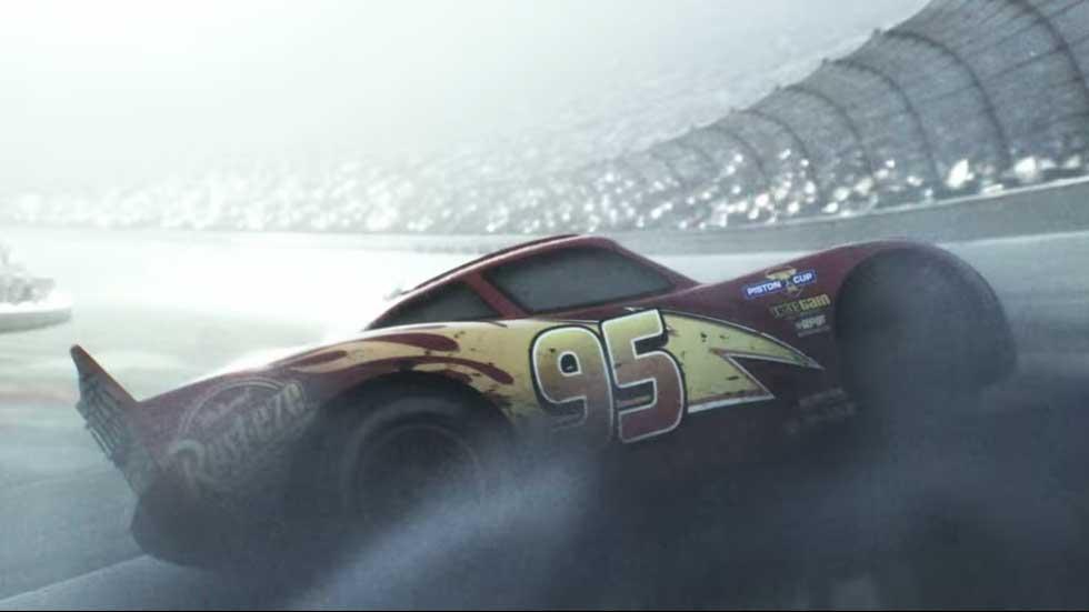 Tráiler de la película Cars 3, el momento en el que todo cambiará (vídeo)