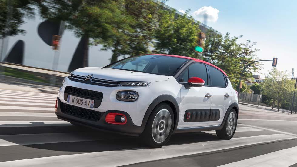 Las cámaras del Citroën C3 servirán para enseñar seguridad vial en las autoescuelas