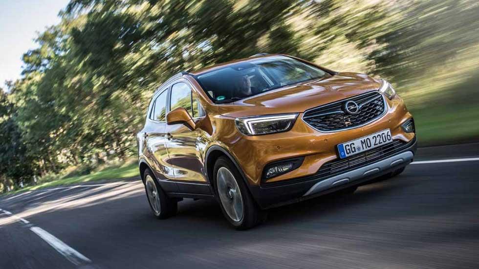 Opel Mokka X, los atributos de este nuevo SUV, en vídeo