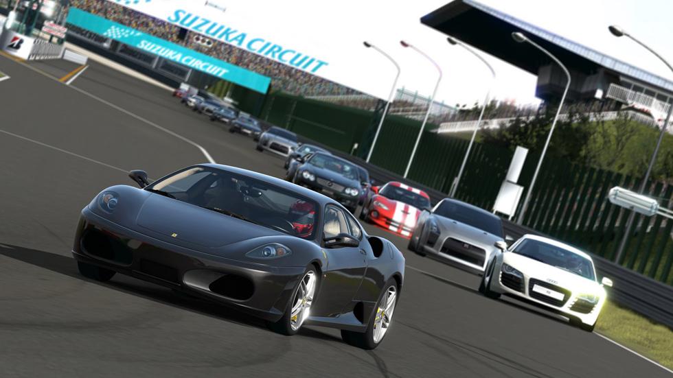 Los mejores videojuegos de coches de la historia