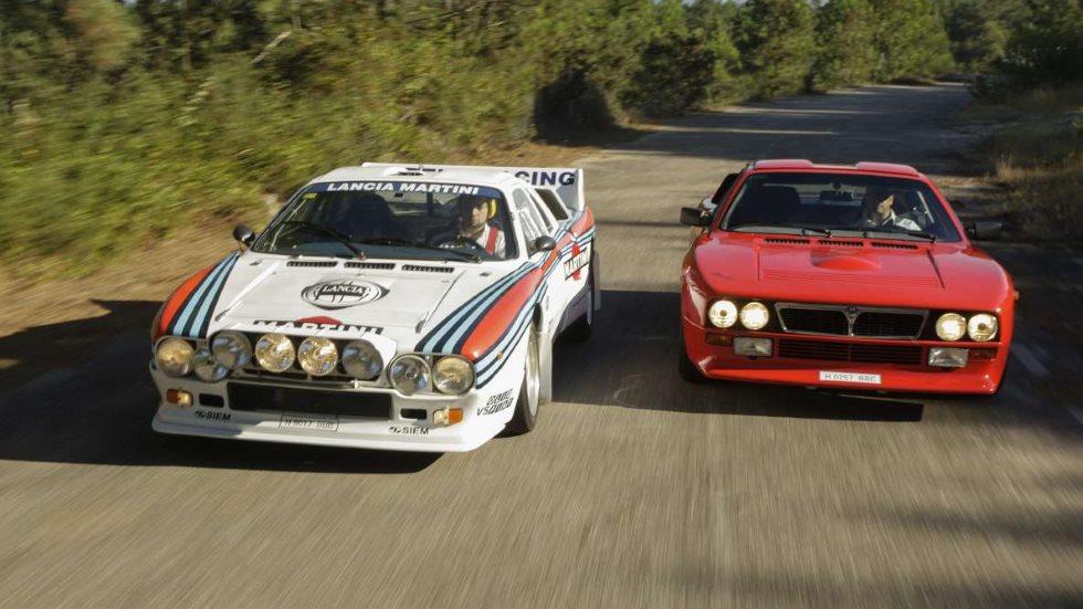 Coches para el recuerdo: Lancia 037