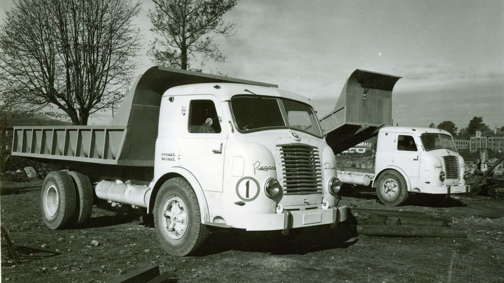 Desde Hispano Suiza a Iveco: Pegaso cumple 70 años fabricando camiones