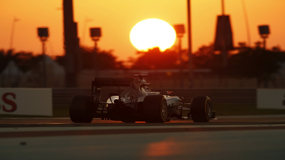 Gran Premio de Abu Dabi de F1: horarios de entrenamientos y carrera