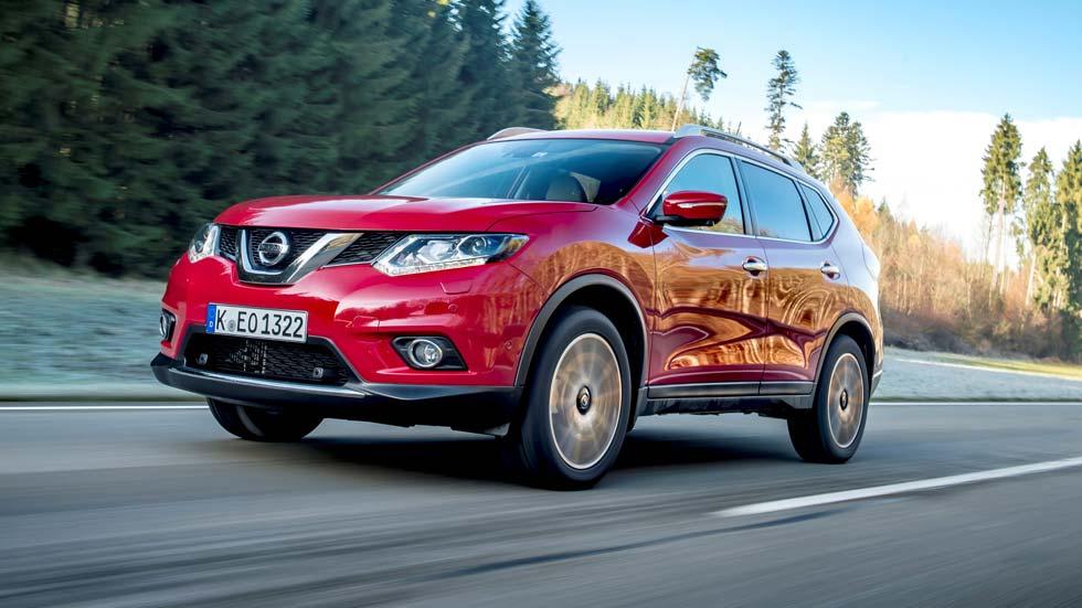 Nuevo Nissan X-Trail 2.0 dCi 177 CV: ya lo hemos probado
