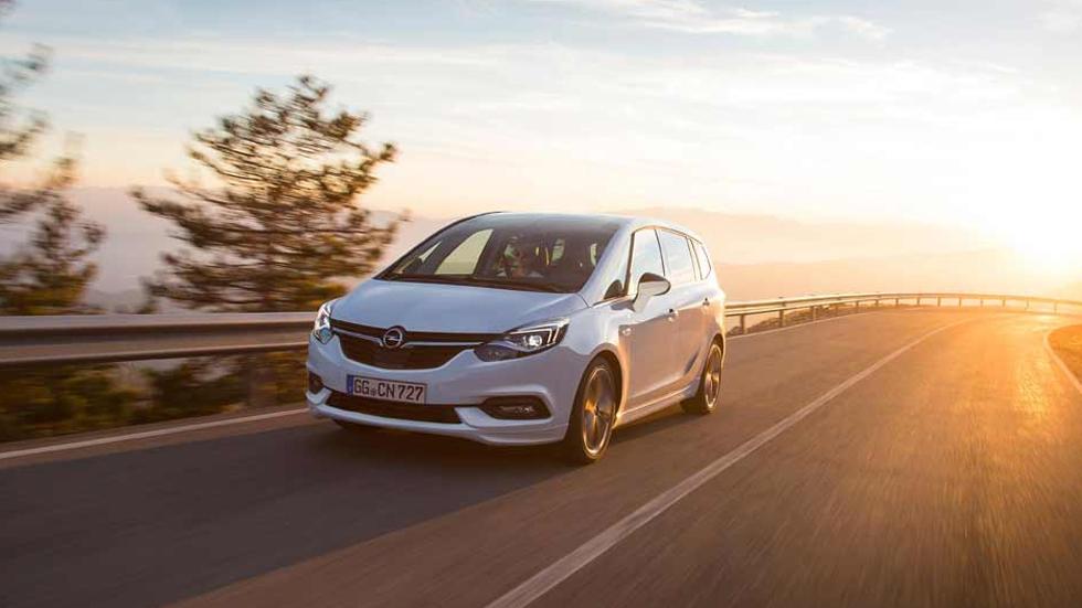 Opel Zafira 2016: las cualidades del nuevo monovolumen, en vídeo