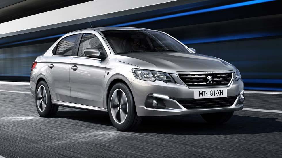 Peugeot 301 2017: más equipamiento y motores Euro 6