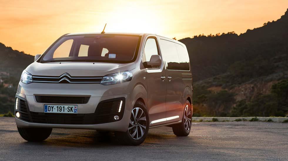 Citroën Space Tourer: precios para España