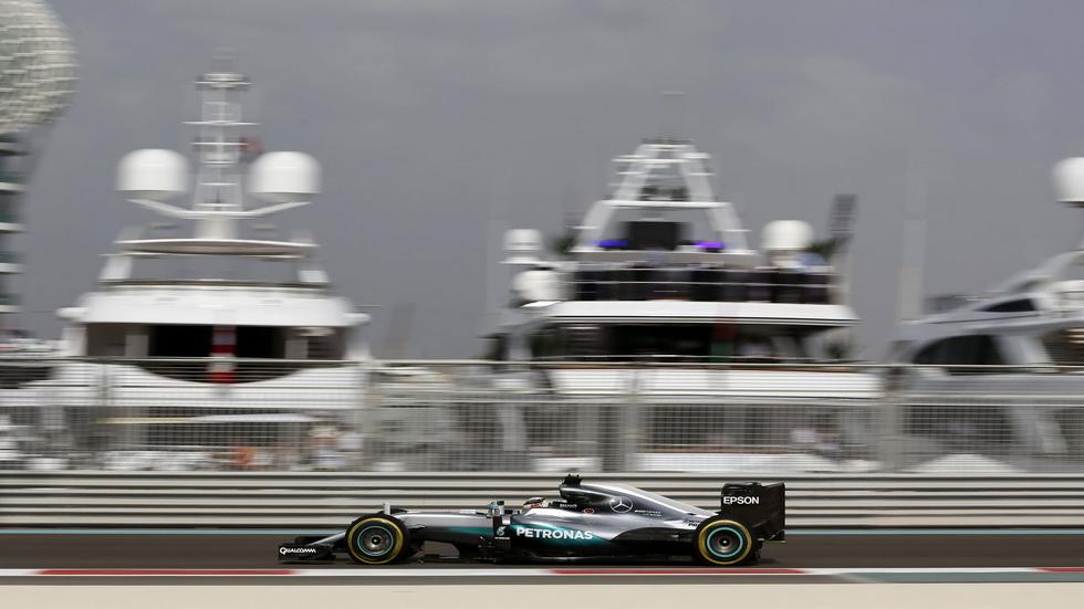 Gran Premio de Abu Dabi: Segunda sesión entrenamientos libres