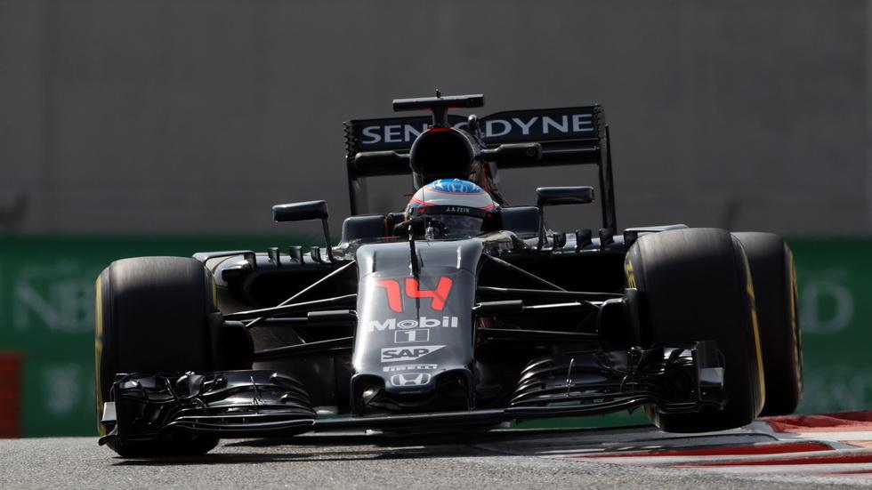Gran Premio de Abu Dabi: Alonso en la undécima posición