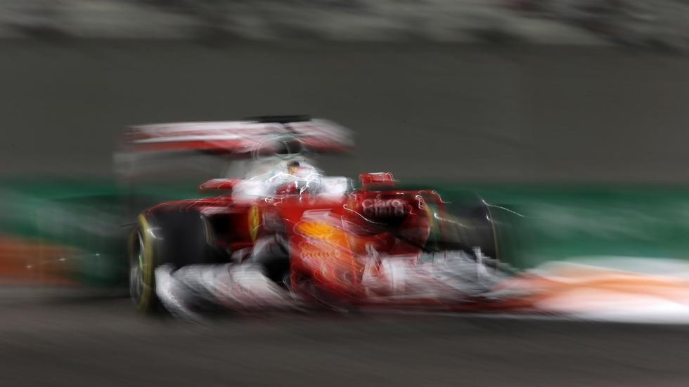 Gran Premio de Abu Dabi: Tercera sesión entrenamientos libres