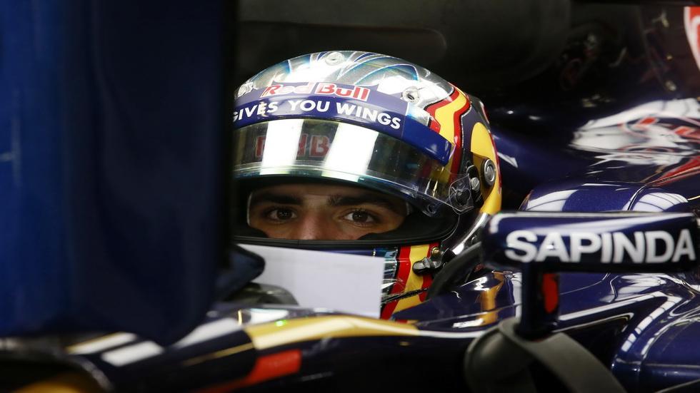 Gran Premio de Abu Dabi: Sainz rodó poco el sábado