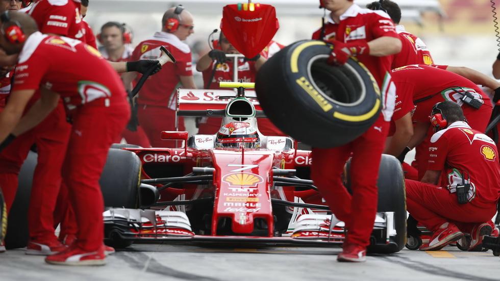 Gran Premio de Abu Dabi: Los neumáticos para la carrera