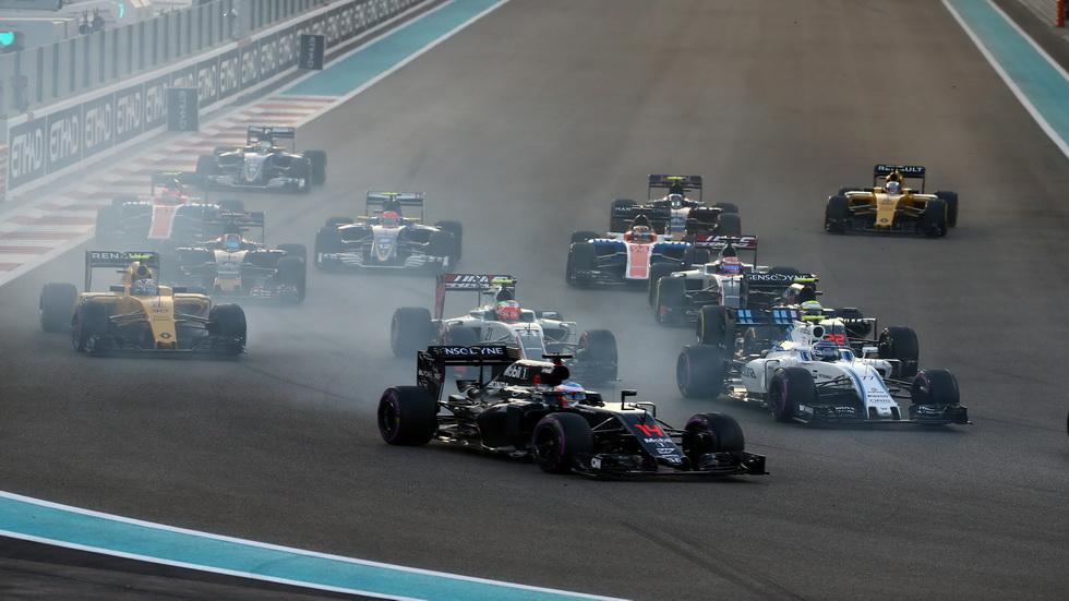 Gran Premio de Abu Dabi: Fernando Alonso puntuó