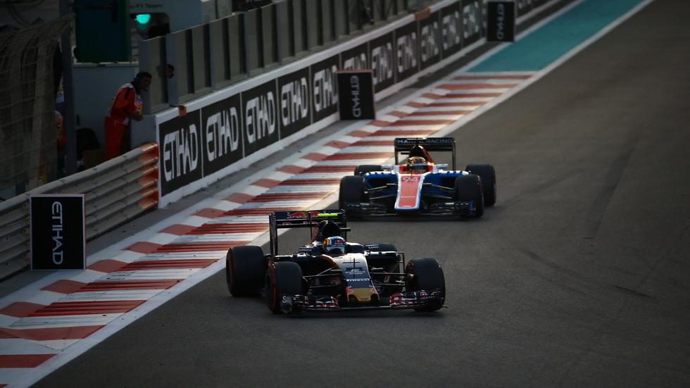 Gran Premio de Abu Dabi: Carlos Sainz abandona