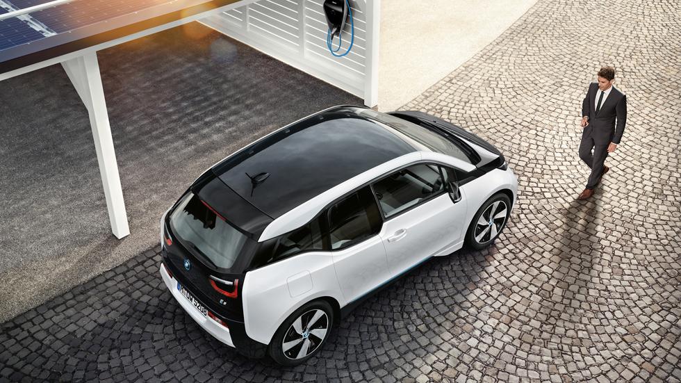 BMW i3 2017, 300 km de autonomía y diseño revisado