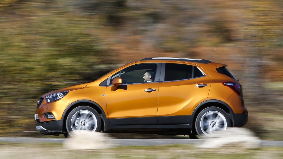 Opel Mokka X 1.6 CDTI 136 CV 4x4: opiniones y consumo real