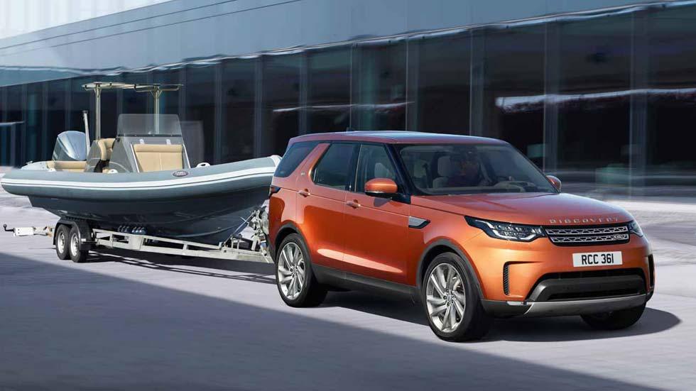 Land Rover Discovery 2017, precios para España
