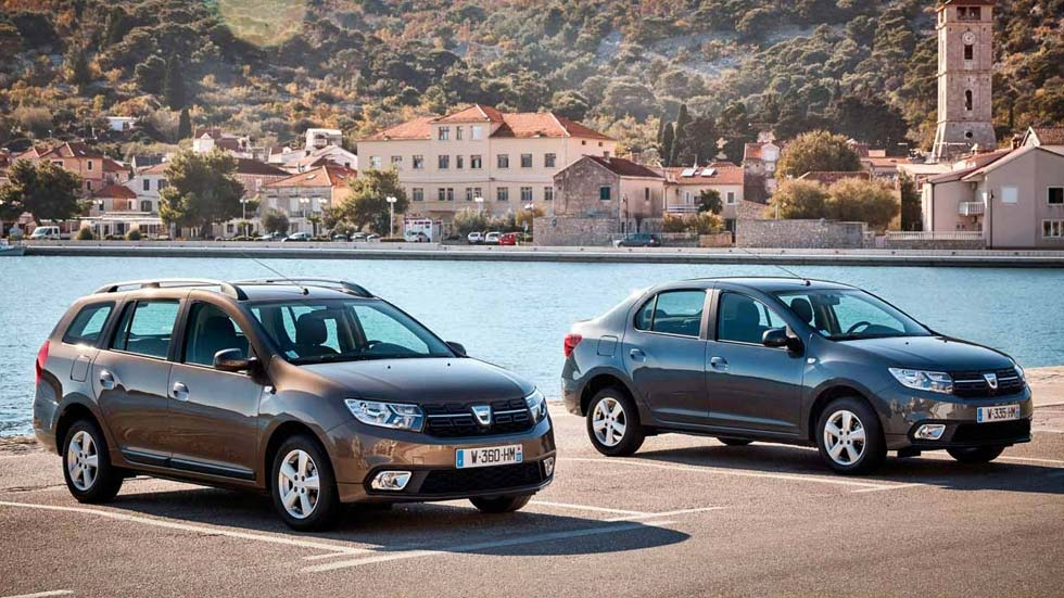 Dacia Sandero y Logan 2017: precios para España