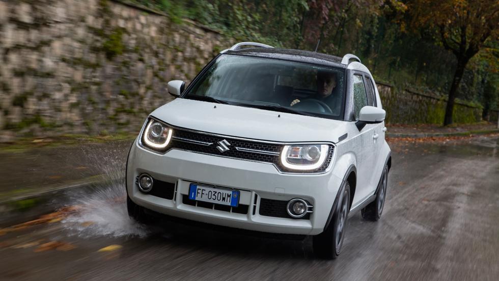 Suzuki Ignis 2017: precios y prueba del nuevo pequeño SUV