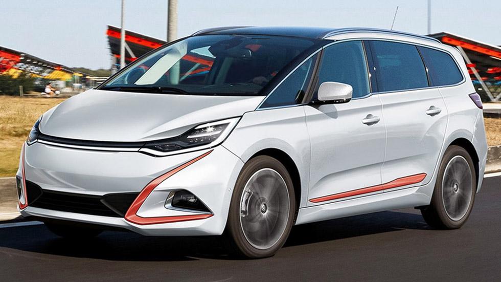 WM Motors, la nueva marca china de coches eléctricos y rival de Tesla