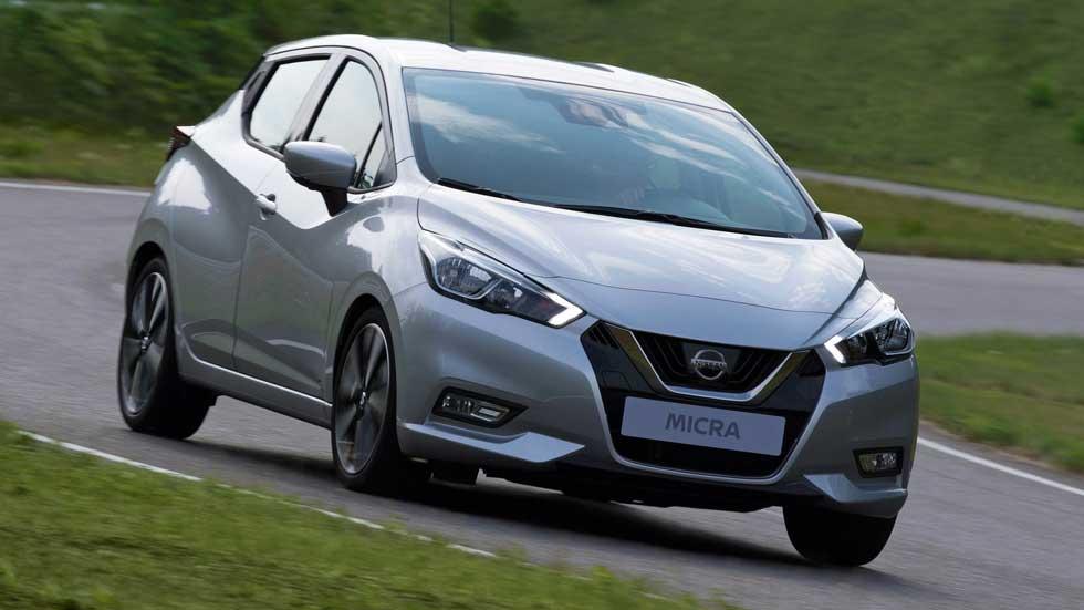 Precios del Nissan Micra 2017, desde 13.500 euros