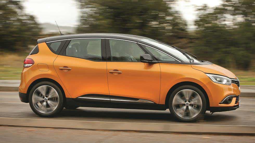Renault Scénic dCi 130 CV: opiniones y consumo real