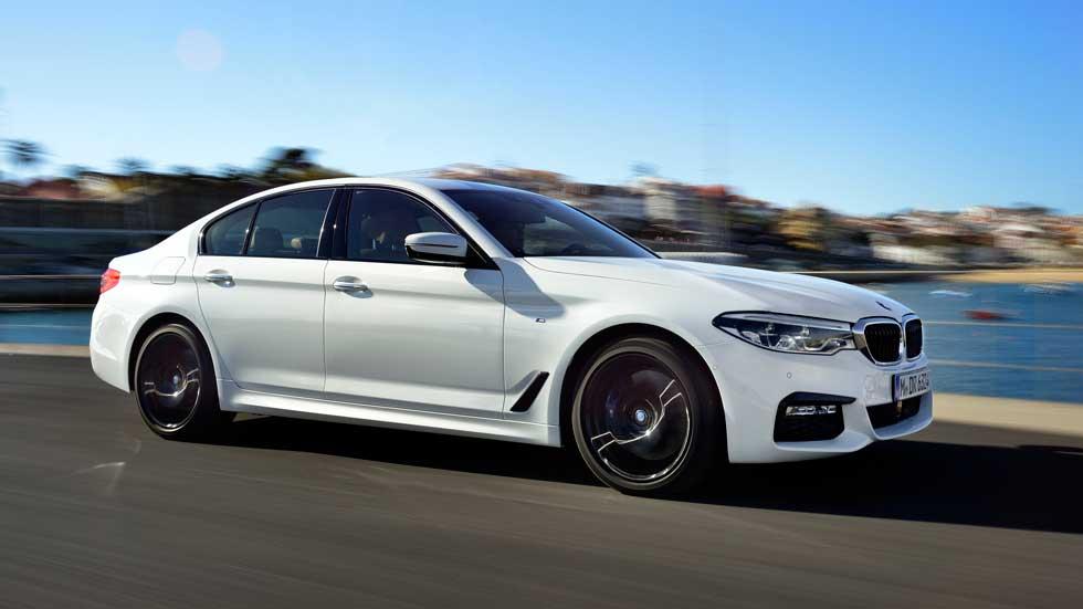 BMW Serie 5 2017: precios y prueba de la séptima generación