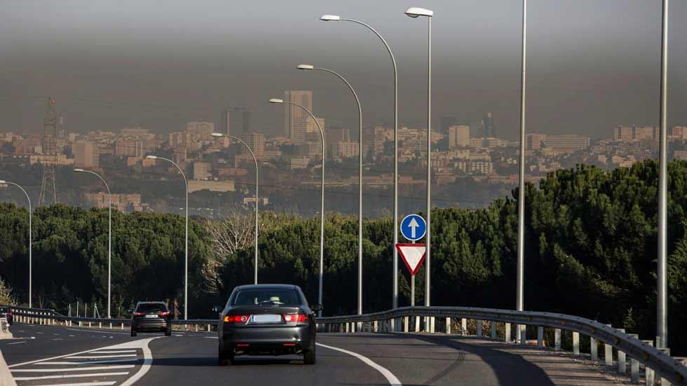 Madrid prohibirá los coches Diesel