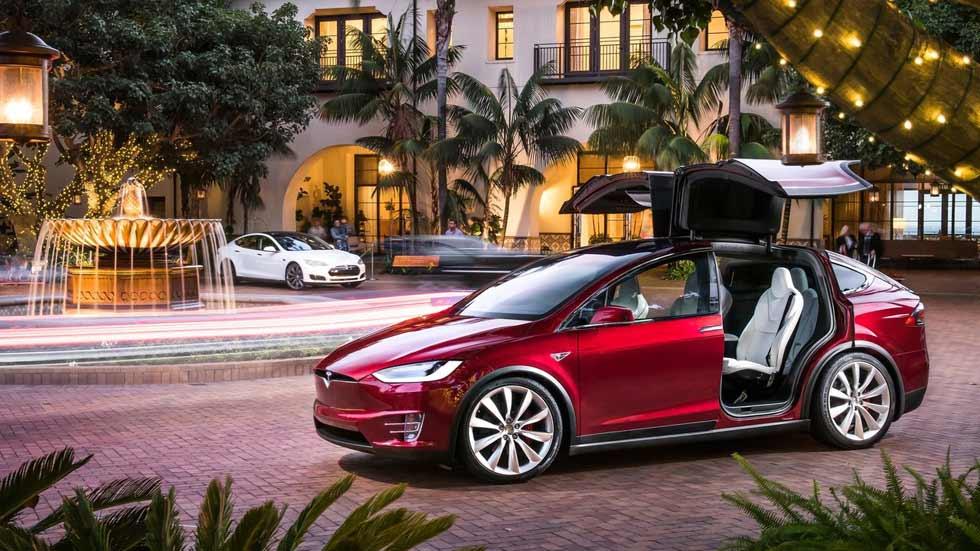 Los coches de Tesla ya se pueden comprar en España
